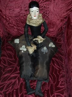 Doll purchased by BQ from the Farago collection