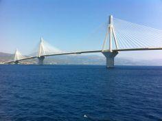 Γέφυρα Ρίου-Αντιρρίου «Χαρίλαος Τρικούπης» (Rio-Antirrio Βridge)