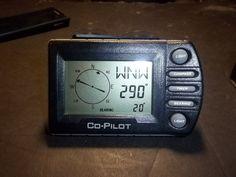 Co-Pilot Electronic Compass V1000 Precision Navigation #PrecisionNavigation