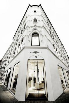 BY MALENE BIRGER Copenhagen boutique designed by SPACE Copenhagen.