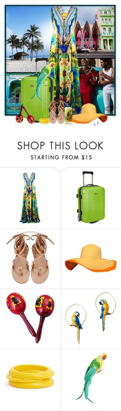 """""""Havana travel tips: Where to go and what to see in 48 hours"""" by pusja76 ❤ liked on Polyvore featuring Lonely Planet, Traveler's Choice, NOVICA, Conran and ZENZii"""