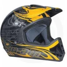Can-Am CAN-AM ATV CRITTER CROSS HELMET from JESCO MARINE AND POWER SPORTS
