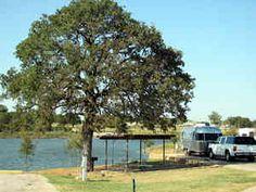 Vineyards Campground on Lake Grapevine