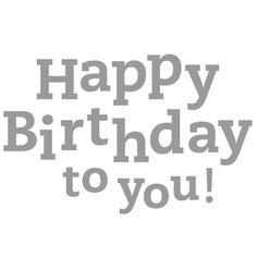 SU - Birthday Wish Stamp Set #114486
