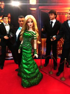 barbie gowns / 36 qw