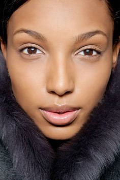 Clean skin & groomed brows. #Perfect!