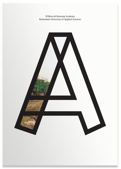 Partly filled letters | Evers + de Gier  #typo #graphicdesign #design #typography