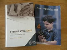 A Little Classical Teamwork: First Language Lessons and Writing with Ease #review