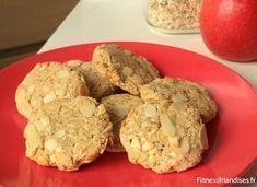 Biscuits vegan sans sucre ajouté, seulement 4 ingrédients