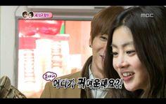 We Got Married, Teuk, So-ra(19) #04, 이특-강소라(19) 20120331
