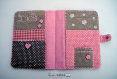 Bordado Popular, Passport Wallet, I Love Lucy, Baby Shower, Continental Wallet, Coin Purse, Sewing, Diy, Bandanas