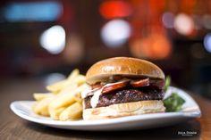 Burger from An Pucan Bar  #burger #hungry  #food #photography #photographer #restaurant #hotel #tasty #eat #ireland #galway #nikon #juliadunin   www.FoodPhotographer.ie