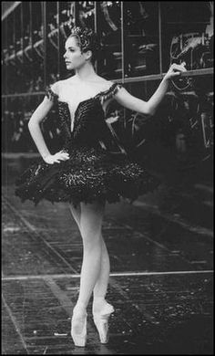 Decorating a tutu and headpiece for my Black Swan photoshoot tomorrow.  I absolutely love this one - I can't wait to get my hands on all the feathers and sparkles I bought today!