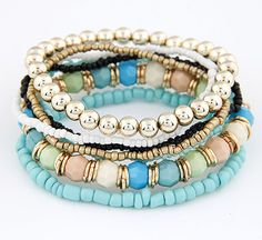 50% OFF TODAY (USUALLY $39.99) Condition: Brand New Gender: Women Metals Type: Zinc Alloy Length: 17 cm Material: Acrylic This item is NOT available in stores. Click ADD TO CART To Order Yours!