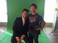 Owen Jiang  and Adam 2015