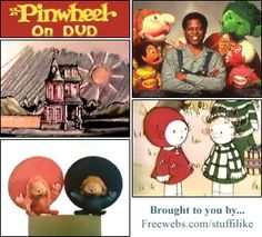"""MY ALL TIME FAVORITE SHOW AS A KID!!!! PINWHEEL – Running from 1977 to 1990, Pinwheel was the founding father """"show"""" of Nickeodeon. Before Nickelodeon was called Nickelodeon, it was called Pinwheel. The seminal show was the reason, literally, that Nickelodeon existed in the first place."""