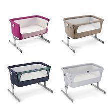 Chicco Next 2 Me Bedside Co-Sleep Sleeping Baby Crib / Cot bed