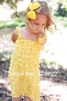 Cute Little Girl's lace Dresses Pink/Red/Flag Color Baby Ruffled Layers Lace Cake Dresses with Bows Kids Clothes 3pcs/lot $27.00