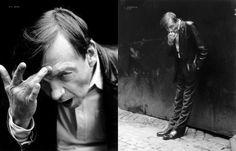 Fantastic Man - Mark E. Smith by Andreas Larsson