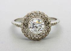 Antique Engagement Rings Dallas Tx