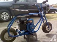 We had one just like this. Except it had a white Tecumseh 3.5 HP engine.