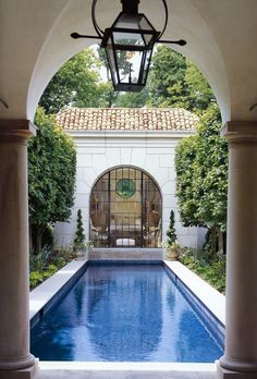 ANOTHER VIEW OF VERANDA | Mark D. Sikes: Chic People, Glamorous Places, Stylish Things