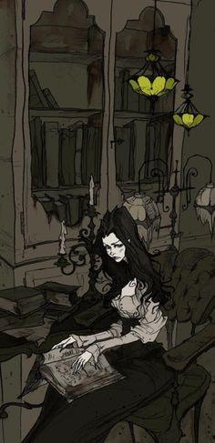 Asenath by Abigail Larson