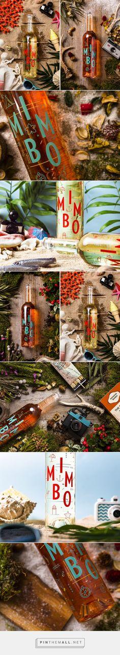 Mimbo Wine - Packaging of the World - Creative Package Design Gallery - http://www.packagingoftheworld.com/2017/05/mimbo-wine.html