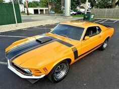 Classic Car News Pics And Videos From Around The World Ford Mustang 1967, Ford Mustang Shelby Cobra, Mustang Boss, Ford Mustangs, Shelby Gt500, Classic Mustang, Pony Car, American Muscle Cars, Hot Cars