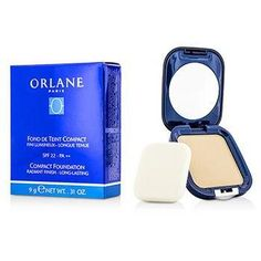 Compact Foundation SPF22 (Raidant Finish-Long Lasting) - #01 Diaphane - 9g-0.31oz