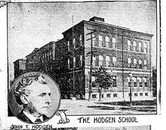 The school I went to in St.Louis,Mo