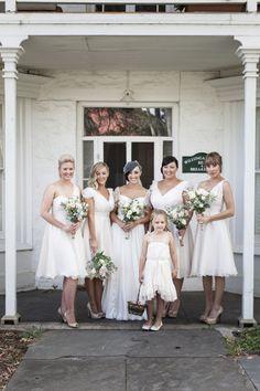 #all #white #wedding