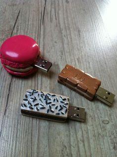 On a toujours besoin d'une clé usb!!