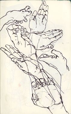 Hands on hands by Alex the Beck