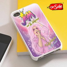 Jem and The Holograms  iPhone 4S case iPhone 5S case by RogohSukmo, $5.00