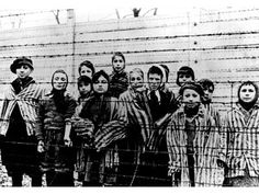 Auschwitz-Birkenau, photo: AP Photo/CAF