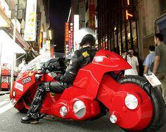 Real life Akira bike!