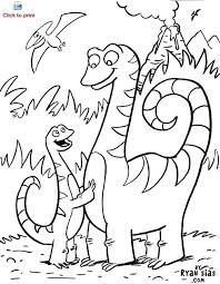 Dinosaur King Coloring Pages To Print on a budget