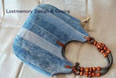 Recycled Denim Purse Patterns | ULooop Patterns & Extra: Sharing: Recycling Jeans-- Great Projects and ...