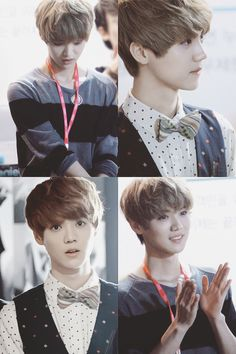 Oh Luhan, you cutie!! ♡