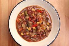 Randy's Vegetarian Chili