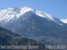 panorama dal b and b barberi wiew #aostavalley #alps #vacation #travel