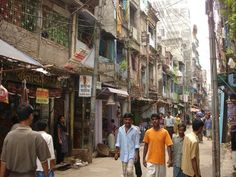 Dhaka (Dacca) Bangladesh, Citizens in Old Dhaka , United Nations #9 Urban   Agglomeration on the Planet.