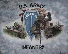 11Bravo Infantry U.S ARMY | US Army Infantry | Pinterest | My ex ...