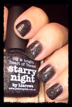 Starry Night by Llarowe - Picture Polish