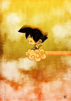 Arte Gráfico: Dragon Ball