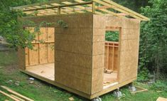 Simple Shed Design Gallery Simple Shed Design - This Simple Shed Design Gallery design was upload on October, 3 2019 by Erwin Shields. Here latest Simple Shed Design design coll. Shed Design Plans, Diy Shed Plans, Storage Shed Plans, Bench Plans, Storage Ideas, Loft Storage, Small Storage, Barn Storage, Garage Plans