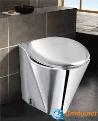 Kuvahaun tulos haulle stainless steel toilets
