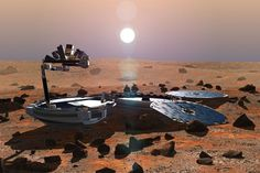 Scientists just found the Beagle-2 lander a decade after it vanished on Mars - Vox