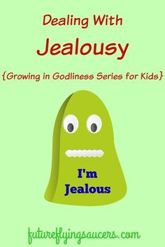Jealousy is a green monster. Helping our children understand why jealousy is harmful is a step in the right direction. {Growing in Godliness Series} Sunday School Curriculum, Sunday School Activities, Sunday School Lessons, Sunday School Crafts, Church Activities, Kids Church Lessons, Bible Lessons For Kids, Children Church, Youth Lessons